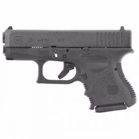 Glock-26-Generation-3-9mm-Pistol-Left