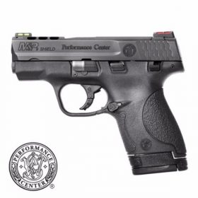 Smith & Wesson M&P Shield Performance Center
