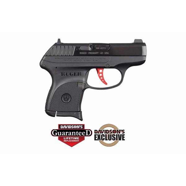 Ruger LCP Custom .380ACP Pistol