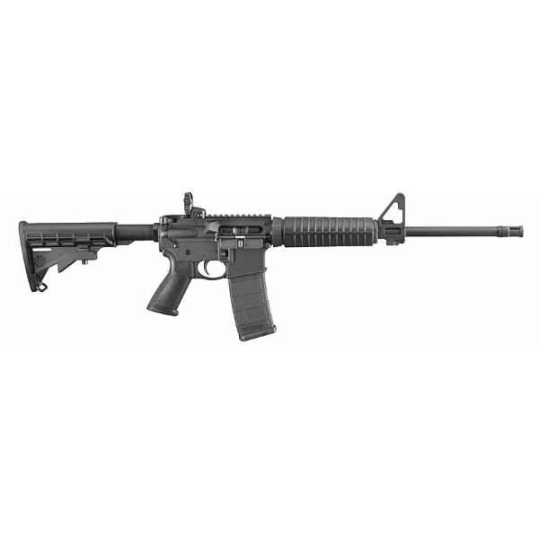 Ruger AR-556 Black Rifle