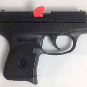 Ruger LCP Black (2)
