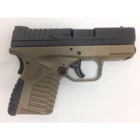 Springfield Armory XDS FDE 9mm 3.3In (2)