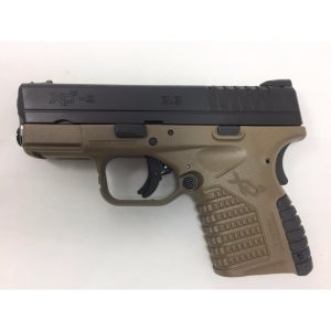 Springfield Armory XDS FDE 9mm 3.3In (3)