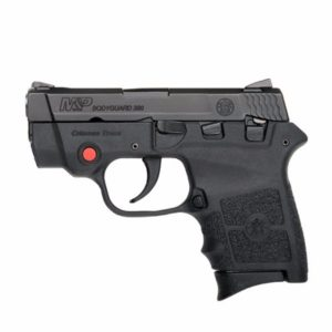 Smith & Wesson Bodyguard M&P with laser 10048