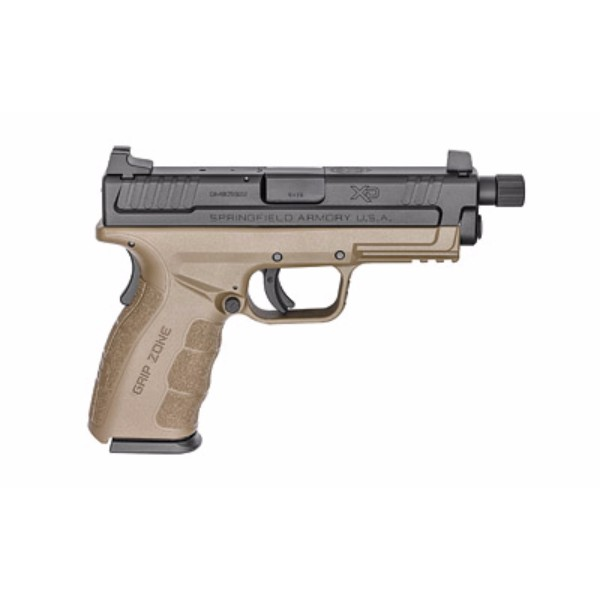 Springfield Armory XD-Mod.2 threaded barrel 9mm