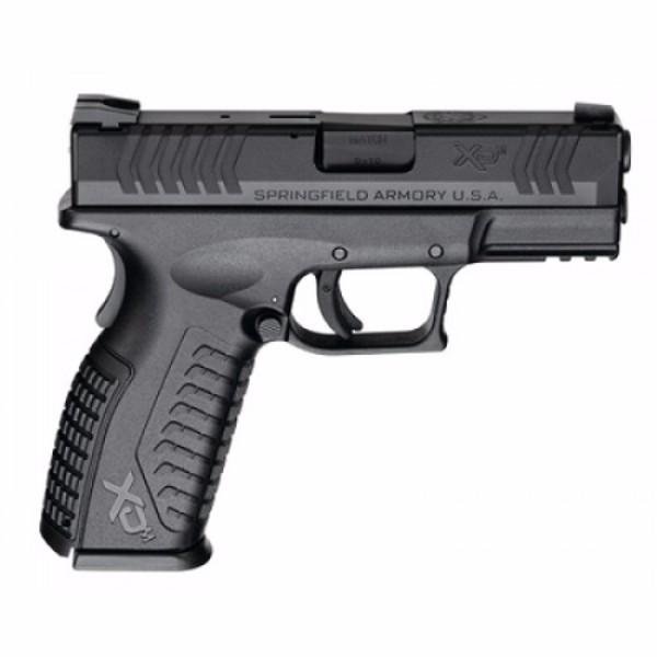 Springfield Armory XDM Black Pistol