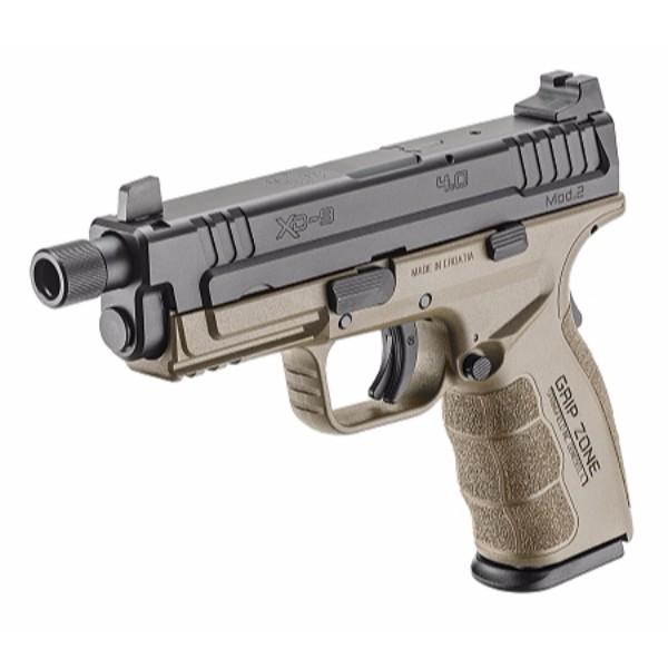 Springfield Armory XD-Mod 2 9MM 4