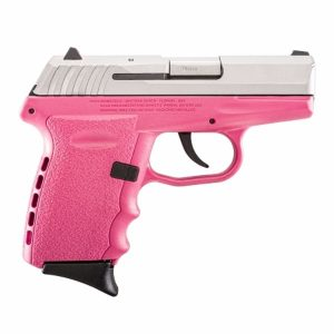 SCCY CPX-2 Side View Pink