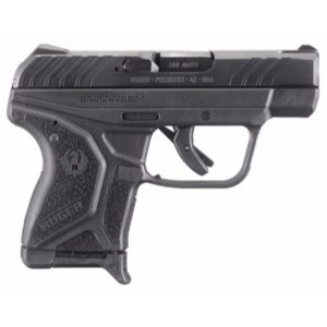Ruger LCP 2 II pistol side view
