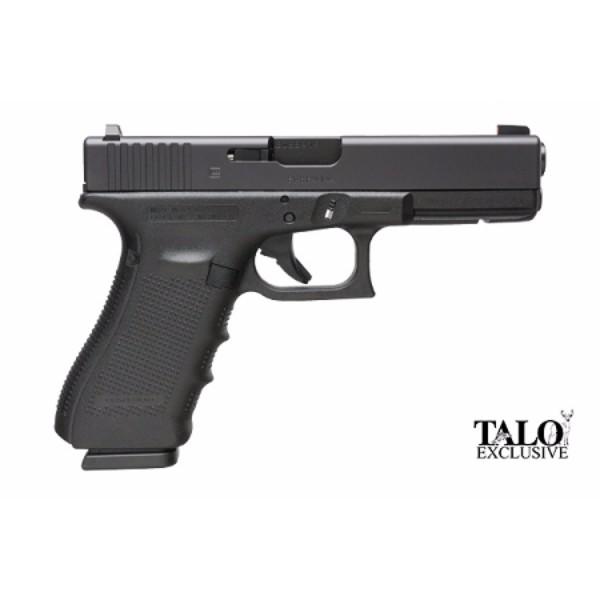 Glock 17 Gen4 Talo Edition Pistol