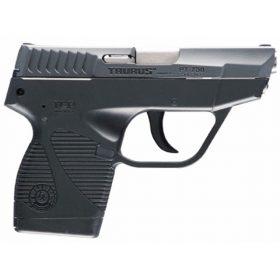 Taurus 738FS black pistol