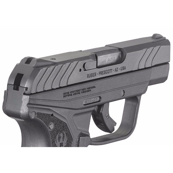 Ruger LCP II Slide View