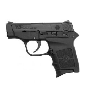 smith and wesson bodyguard full shot