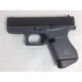Glock 43 Grey Frame