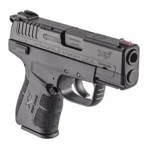Springfield Armory XD-E Front Side