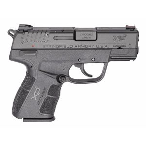 Springfield Armory XD-E Side View