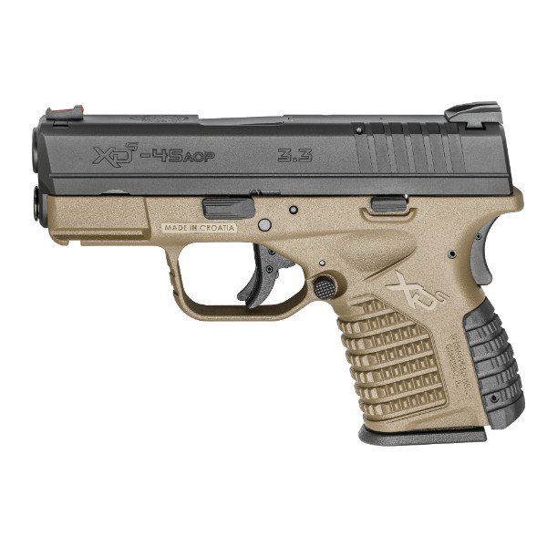Springfield Armory XDS FDE Pistol