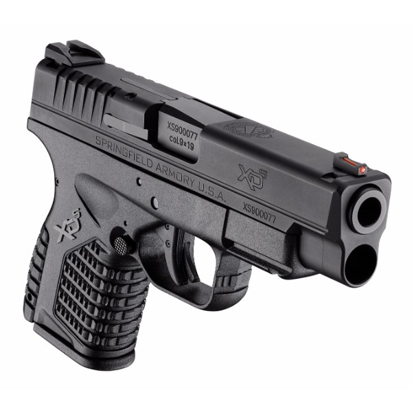 Springfield Armory XD-S Front Left