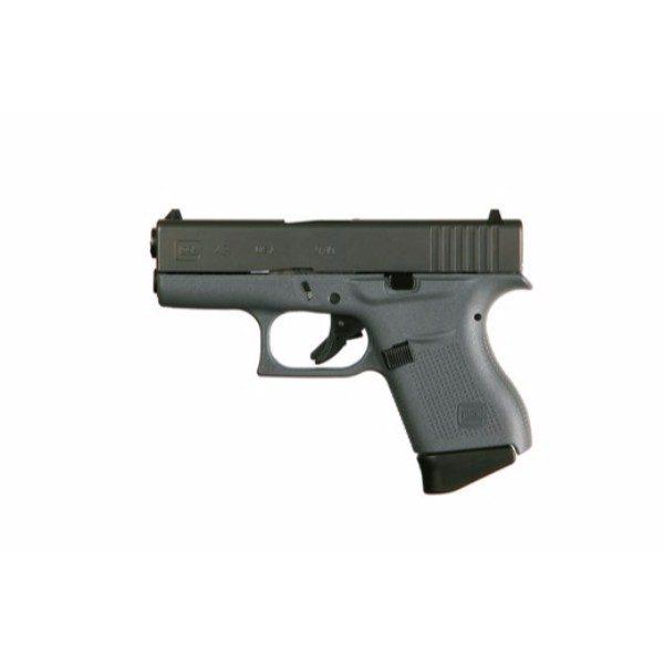 Glock 43 side view grey