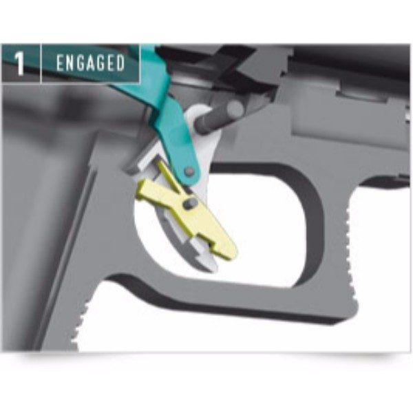 Glock 43 safe action trigger