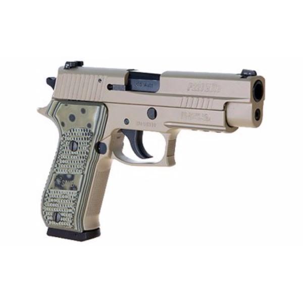 Sig Sauer P220 Scorpion .45ACP Pistol