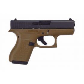 Glock 42 FDE RS