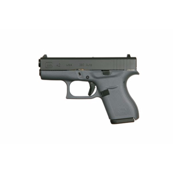 Glock 42 Grey Frame Pistol