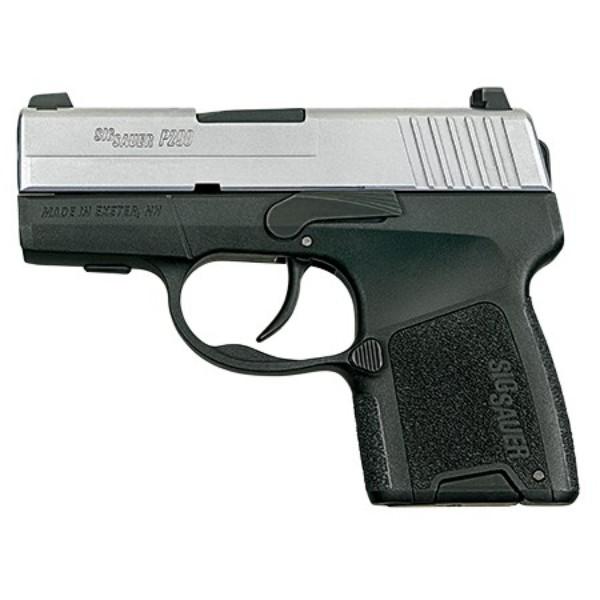 Sig Sauer P290RS Bi-Tone Pistol