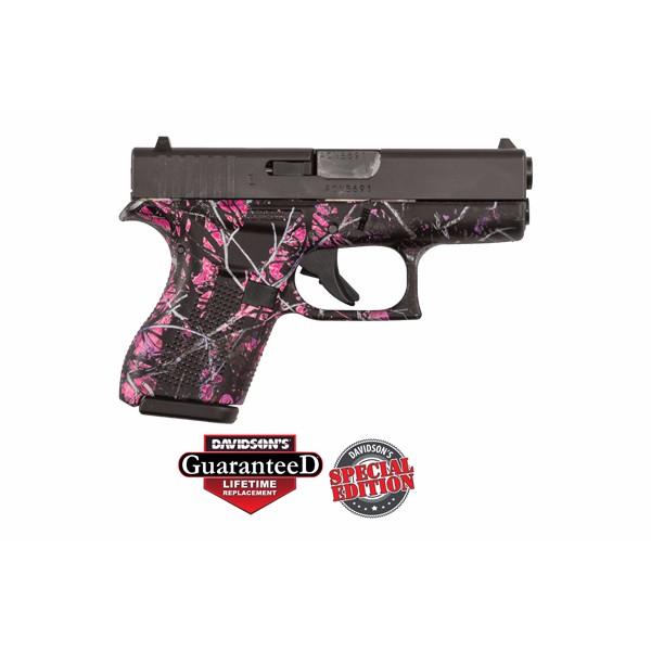 Glock 42 Muddy Girl Pistol