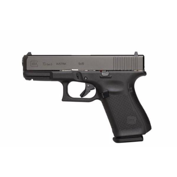 glock g19 gen5 pistol