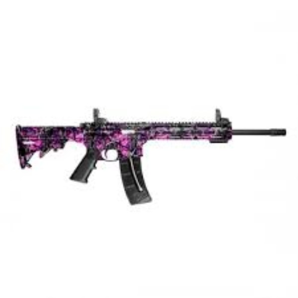 Smith & Wesson M&P 15-22 Muddy Girl 10212