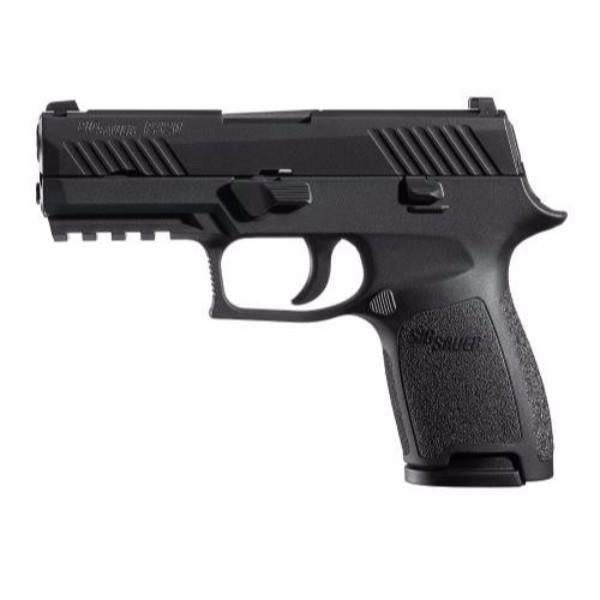 Sig Sauer P320 Compact Black Pistol