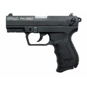 Walther PK380 Black Pistol