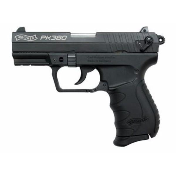 Walther PK380 Black Pistol