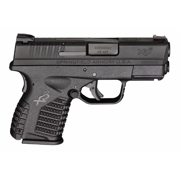 Springfield Armory XD-S 45ACP Black Pistol