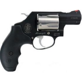 Smith & Wesson M360 Revolver