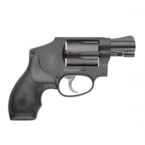 Smith & Wesson 442 black
