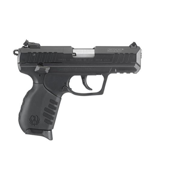 Ruger SR22 black .22lr pistol