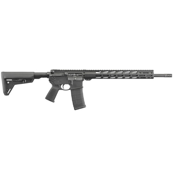 Ruger AR-556 MPR Black Rifle