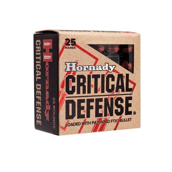 Hornady Critical Defense 380ACP