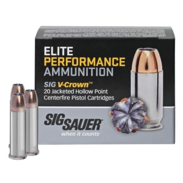 Sig Sauer Elite Performance 38 Special