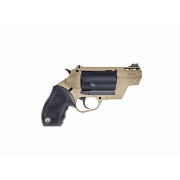 Taurus Public Defender FDE Revolver
