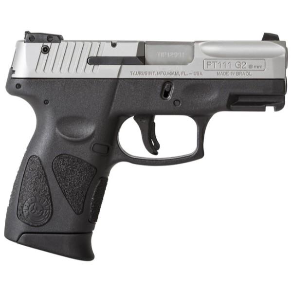 Taurus PT111 G2 Stainless Pistol