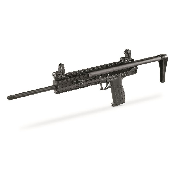 Kel-Tec CMR30 black rifle