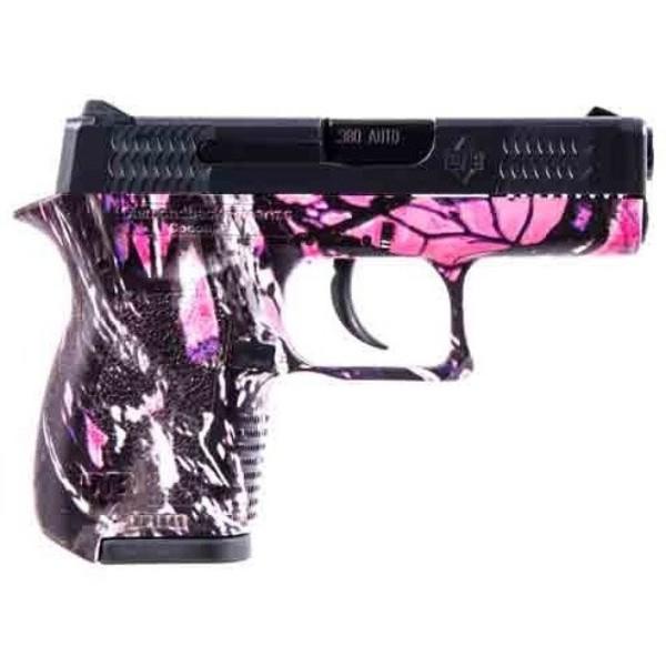 Diamondback Firearms DB380 Muddy Girl Pistol