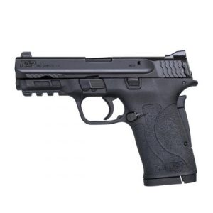 SMITH & WESSON SHIELD 2.0 EZ 380ACP 8RD BLK TS