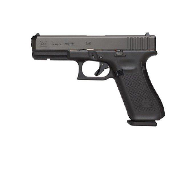 glock g17 gen5 ameriglo night sights 9mm pistol