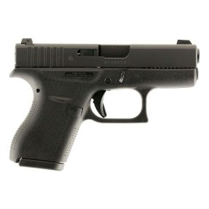 GLOCK 42 GNS Glock Night Sights Black .380 ACP Pistol