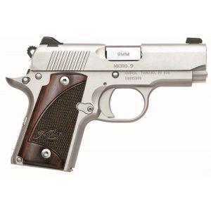 Kimber Micro 9 1911 Rosewood Pistol