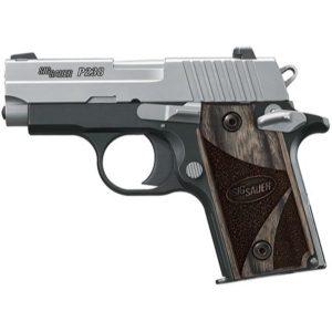 Sig Sauer P238 Blackwood Pistol